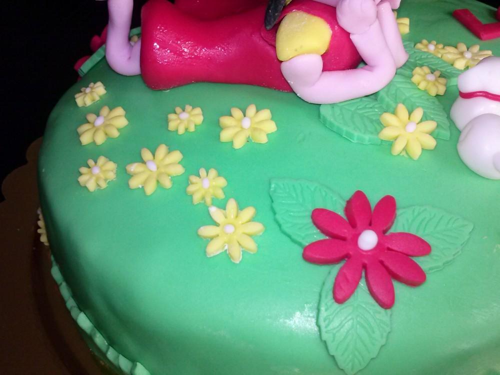 Questa e una delle mie torte